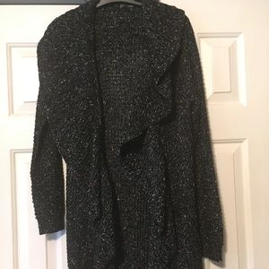 Jackets & Blazers - Ladies Long sweater type coat. No buttons